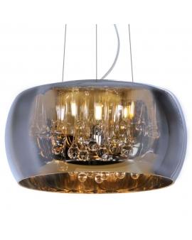 ROMEO 6 lampa wisząca 6 x G9