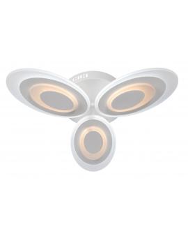 WYS 24H! Lampa sufitowa ALVINE ring PLAFON 39W okrąg żyrandol 56cm LED MODERNISTYCZNA