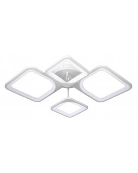 WYS 24H! Lampa sufitowa ALVINE ring PLAFON 60W okrąg żyrandol 69cm LED MODERNISTYCZNA