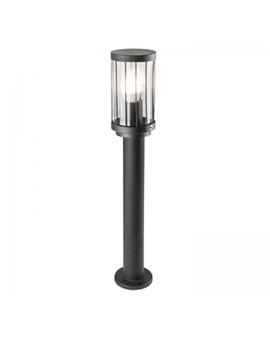 WYS.24H! Lampa zewnętrzna FIROS WYS 50cm oświetlenie ogrodowe E27 Stal LED