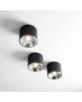 LAMPA sufitowa 1047PL_G TUBY BOT 1 BLACK