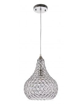 VENTIN E1546/1H CR Lampa sufitowa E27 szkło