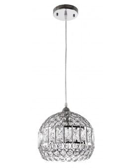 VENTIN E1648/1H CR Lampa sufitowa E27 szkło