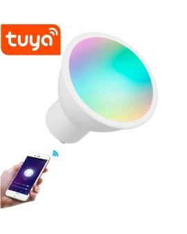 POLUX 313942 Żarówka LED UFO Wi-Fi TUYA Smart