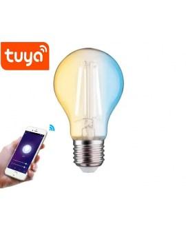 POLUX 313836 Żarówka LED A60 Wi-Fi TUYA Smart