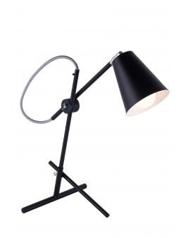 RABAT! DO -18% ALDEX 1008B1 LAMPKA BIURKOWA ARTE BLACK