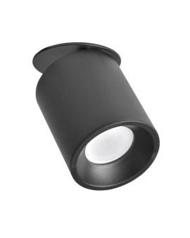 RABAT! DO -18% POLUX 314192 HARON GU10 LED Reflektor Oprawa Sufitowa Czarny