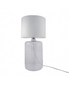 RABAT! DO -18% ZUMA Lampa STOŁOWA AMARSA TRANSPARENT 5506WH