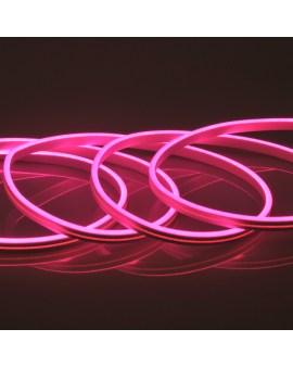 RABAT! DO -18% POLUX 315007 Taśma NEON LED 17W, 2m, IP65, różowa