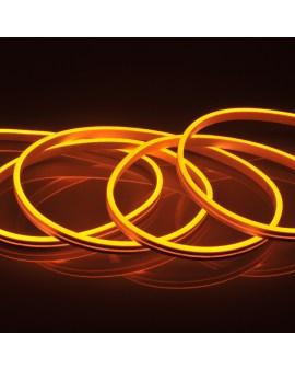 RABAT! DO -18% POLUX 315014 Taśma NEON LED 17W, 2m, IP65, pomarańczowa