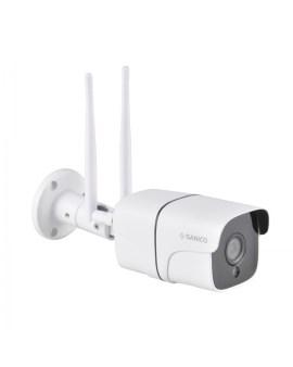 % SANICO 315649 Kamera zewnętrzna COSMO Z2 PIR Smart WiFi Tuya + zasilacz