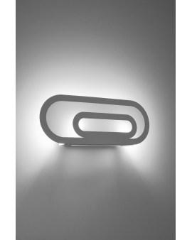 LEDIVO designerska lampa ścienna Kinkiet GRENADA do Salonu Sypialni Korytarza
