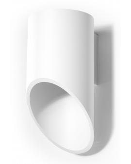 Kinkiet TUBA 20 biały
