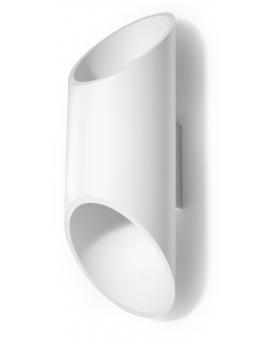 Kinkiet TUBA 30 biały