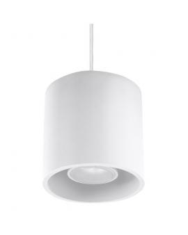 Lampa wisząca PLUTON 1pł. biały