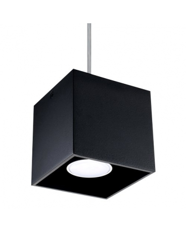 Lampa wisząca NEPTUN 1pł. czarny