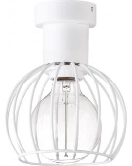 Lampa plafon Luto koło 1 biały retro loft 31168 SIGMA 24h!