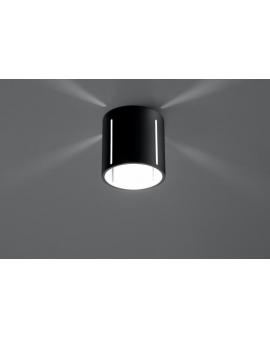 Lampa plafon ZINE Czarny