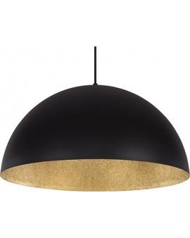 Lampa wisząca SFERA 35 czarny/złoty