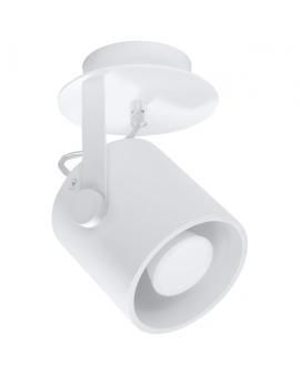 Reflektor PLUTON 1 spot biały GU10