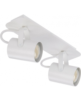 Reflektor Spot KAMERA 2 biały 2xGU10 32558 SIGMA 24h!