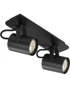 Reflektor Spot KAMERA 2 czarny 2xGU10 32559 SIGMA 24h!