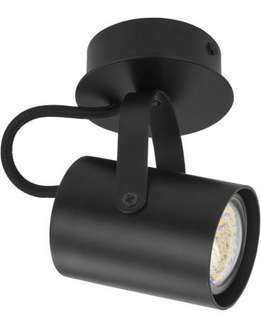 Reflektor Spot KAMERA 1 czarny 1xGU10 32561 SIGMA 24h!