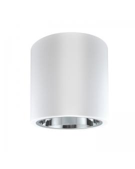 Downlight lampa natynkowa TUBA JUPITER 17cm oczko SPOT E27