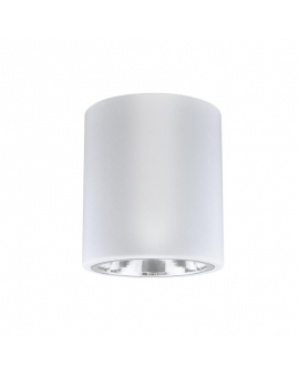 Downlight lampa natynkowa TUBA JUPITER 13cm oczko SPOT E27