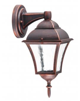 WYS.24H! Stylowa lampa VERIK kinkiet elewacyjna RETRO klasyczna
