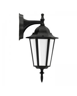 WYS.24H! Lampa OGRODOWA VERTICAL Zewnętrzna KINKIET Elewacyjna RETRO