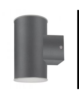 WYS.24H! Kinkiet lampa ścienna NODA elewacyjna góra/dół LED 10,5W