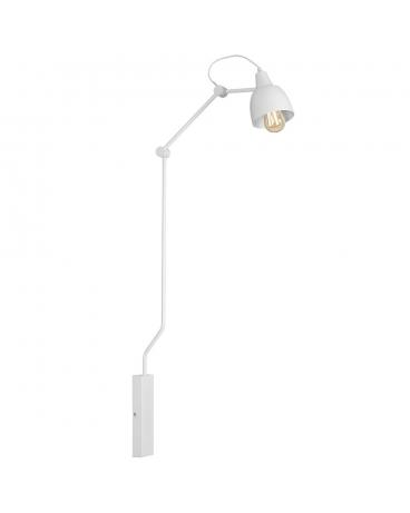 LAMPA ścienna AIDA mały 814C ALDEX regulowane ramiona na wysięgniku