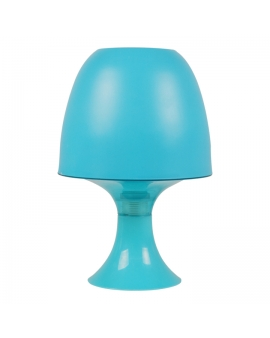 Dziecięca Lampa Biurkowa LED 3,5W Nocna Niebieska
