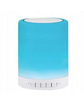 Lampka Dekoracyjna LED FUN-W Głośnik Bluetooth RGB