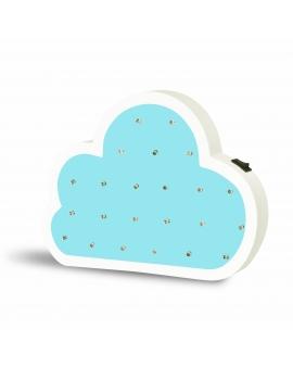 Lampka Nocna Dla Dzieci CHMURKA Światło LED