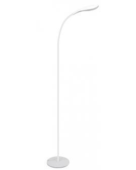 Lampa podłogowa SWAN LED biała