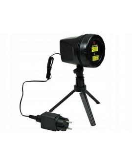 Projektor Laserowy 5 trybów 5W 12cm 5V IP44