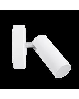 Lampa LISTWA sufit kinkiet SAILO 1 Biały SPOT 4,5W 240lm LED