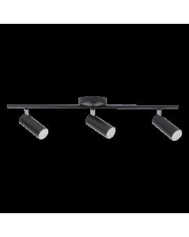 Lampa LISTWA sufit Plafon SAILO 3 Czarny SPOT 13,5W 720lm LED